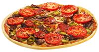 Доставка пиццы Неаполитано с пиццерии Львова