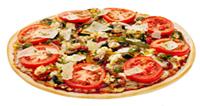 Доставка пиццы Вегетарианской по Львову